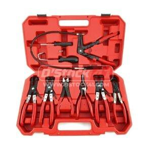 Coffret de pinces pour colliers autosserant de durites 18-54mm Samtool en vente chez dstock41