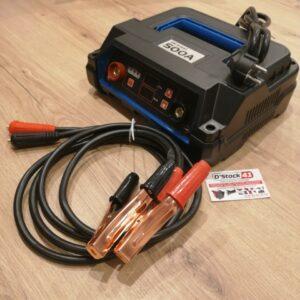 Chargeur de batterie automatique inverter 500a kraftmuller en vente chez dstock41