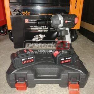 Cle a choc sans fil a batterie brushless 36v Widmann en vente chez dstock41