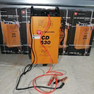Chargeur démarreur 12/24v widmann cd530 en vente chez dstock41