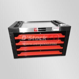 mini-servante à outils widmann complètement remplis d'outils vendue par dstock 41 couleur rouge