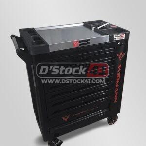 Servante a outils 8 tiroirs 6 remplis widmann en vente chez dstock41