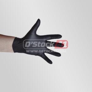 gant en nitrile non poudrés pour les personnes ne supportant pas le latex